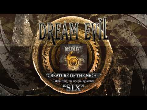 DREAM EVIL - Creature Of The Night (Album Track)