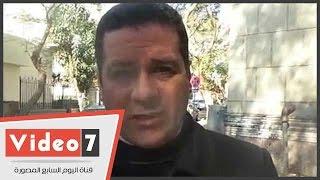 """بالفيديو.. مظهر شاهين : """" تصرف أحمد مالك وشادى قلة أدب وسفالة .. ولا يمت للثوار بصلة """""""