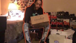 500 Bape Supreme Laced Up Mystery Box Unboxing