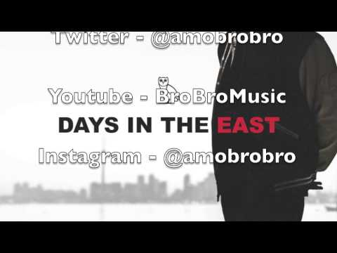 Drake - Days In The East [Instrumental] Best!!