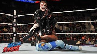 Kofi Kingston vs. Stardust: WWE Main Event, February 28, 2015