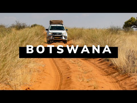 BOTSWANA TRAVEL DOCUMENTARY | 4x4 Safari Road Trip feat. Victoria Falls