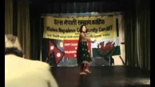 Aaja Nachle Nachle Mere Yar By Jevina Tandukar.