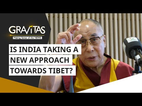 Gravitas: Is India taking a new approach towards Tibet?