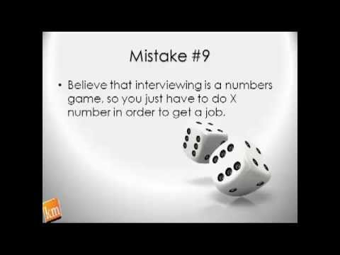 Job Interview What Hiring Managers Wish You Knew About Interviews