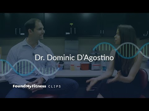 Increasing protein for longer-term sustainability of a ketogenic diet  | Dominic D'Agostino