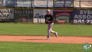 Jace Ellis - PEC - 2B - Eagle Point HS (OR) - June 25, 2018