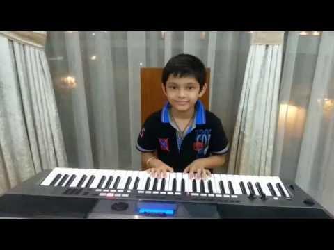 Tum Hi Ho Aashiqui 2On Keyboard  Atharva Balvalli