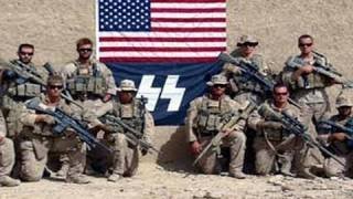 US Marines Support Nazi Symbol