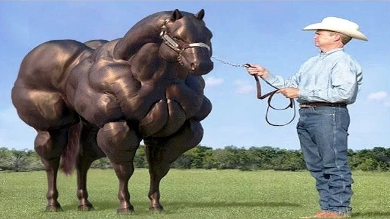 Insane 10 Horse Breeds You Will Not Believe Exist Even In
