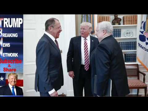 WaPo Trump Revealed Highly Classified Information In Meeting With Russians, White House Denies
