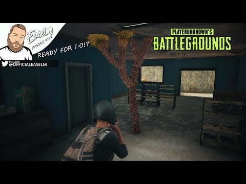 ? Hanging with Viewers Until PlayerUnknown's Battlegrounds 1.0 Release! thumbnail