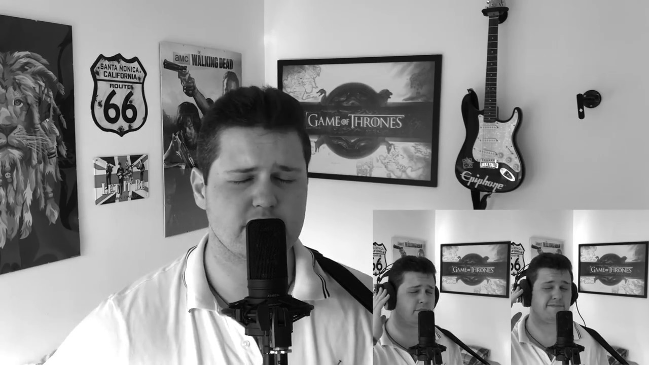 Photograph by Ed Sheeran (cover) - YouTube