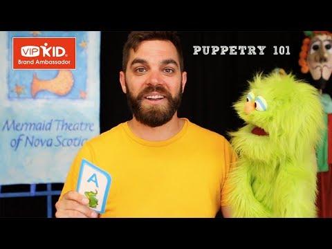 Puppets For VIPKid Teachers | VIPKid Brand Ambassador Video