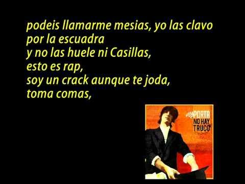 PORTA- No Hay Truco (con Letra) Mp3