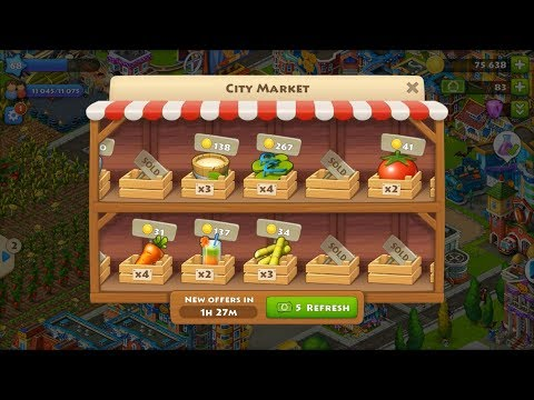 Township Level 68 Update 15 HD 1080p