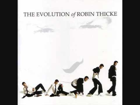 Robin Thicke - I need Love (slowed N chopped)