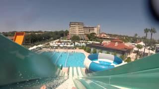 Steilrutsche Nr2 Bellis Delux in der Türkei