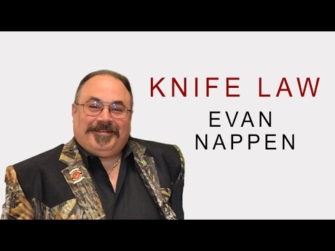 Knife Laws With Evan Nappen
