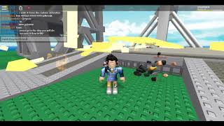 Roblox Adventures / Playing Natural Disaster Survival with my friend