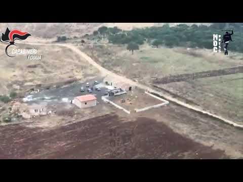 San Nicandro G.co. [VIDEO] A febbraio tentarono di uccidere un rivale. Oggi l'arresto. I Carabinieri arrestano quattro persone