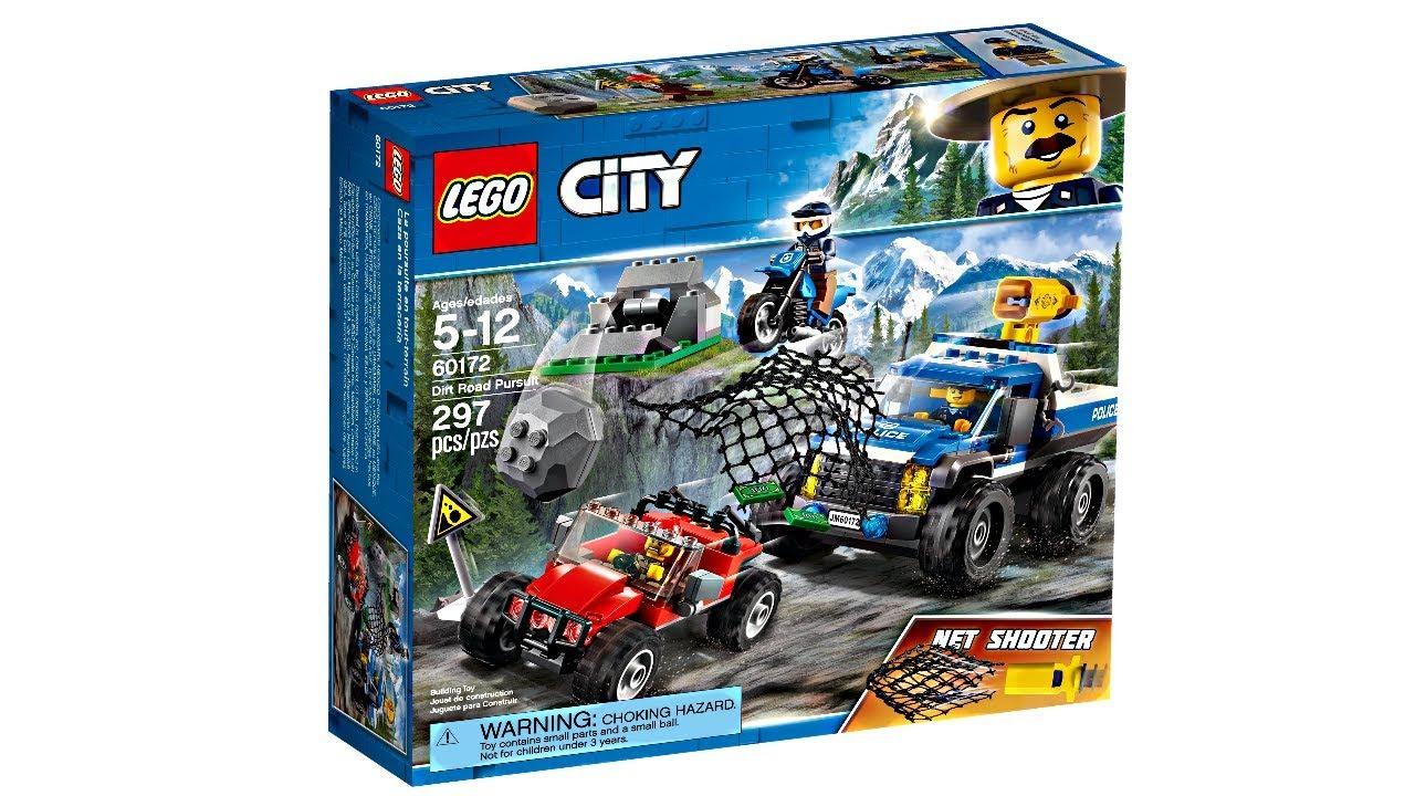 More Boring Police Crap - LEGO City 2018... - YouTube