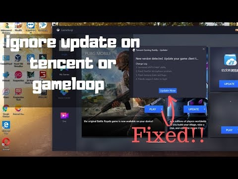 how-to-ignore-update-on-gameloop-or-tencent-gaming-buddy---bypass-update-in-tencent-or-gameloop