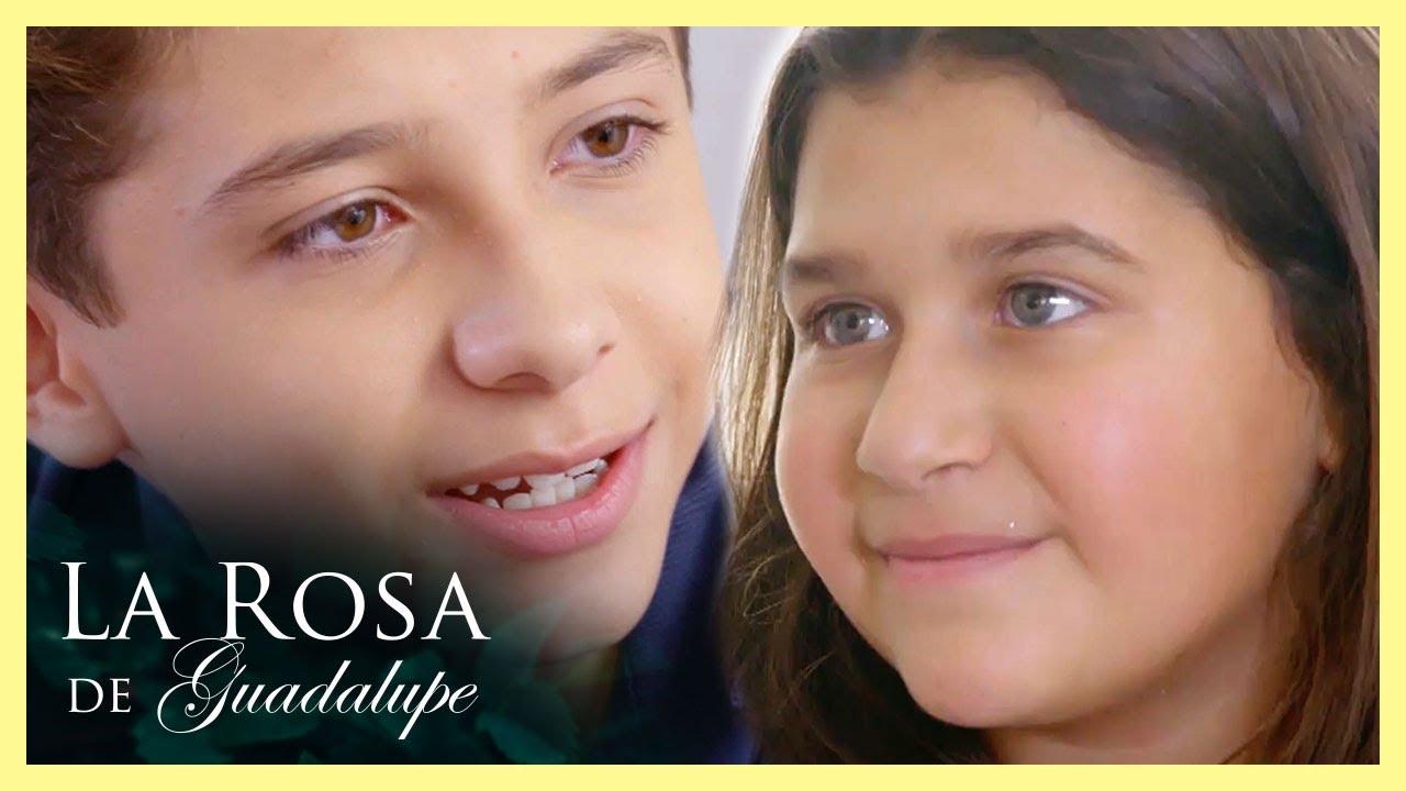 Samantha se enamora de Harry | La historia de un padre, un príncipe y una... | La Rosa de Guadalupe