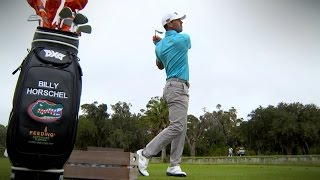 Practice pays off for Billy Horschel