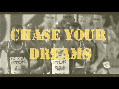 Mo Farah CHASE YOUR DREAMS! – Motivational Video (Running)