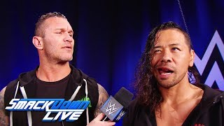 Randy Orton and Shinsuke Nakamura enter the 2018 Royal Rumble Match: SmackDown LIVE, Dec. 26, 2017