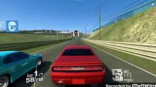 Real Racing Nascar-Dodge Challenger R/T