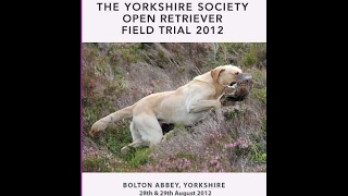2012 Yorkshire 2 Day Open Retriever Trial On Grouse