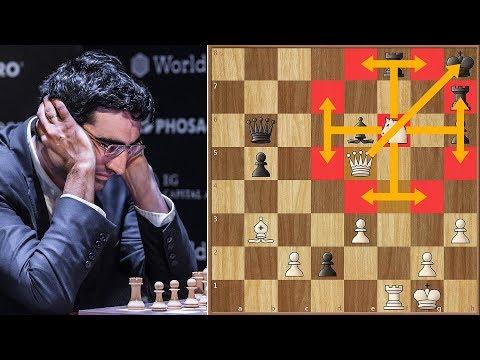 The Pirate Strikes Again!  | Kramnik vs Aronian | Candidates Tournament 2018.