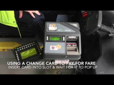 How to Use Dutchess County Public Transit Fare Box
