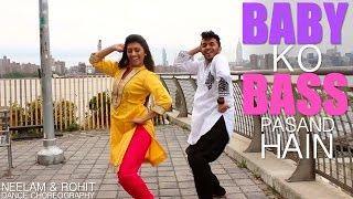 Baby Ko Bass Pasand Hai | Dance | Rohit Gijare & Neelam Patel Choreography | Sultan | Salman Khan
