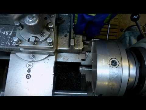 видео: Как сделать БЫСТРОСМЕННЫЙ  резцедержатель для Китайского токарного резца