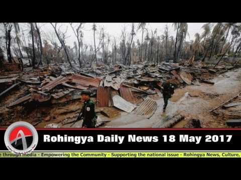Rohingya Daily News 18 May 2017
