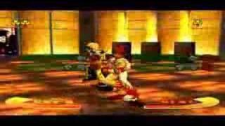 Bust a Groove - Gas-O vs Heat
