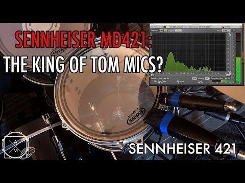 Sennheiser MD421: The King of Tom Microphones?