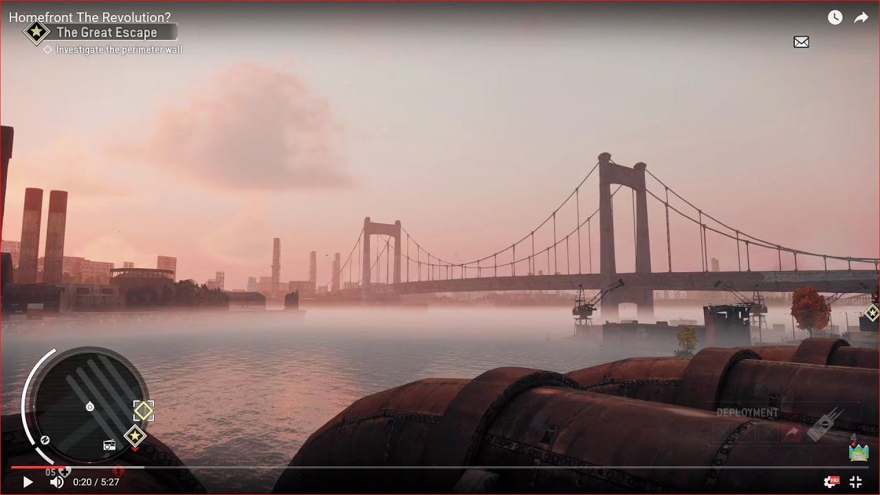 Map Size Homefront: The Revolution? Map: Old Town - Walk Across ...