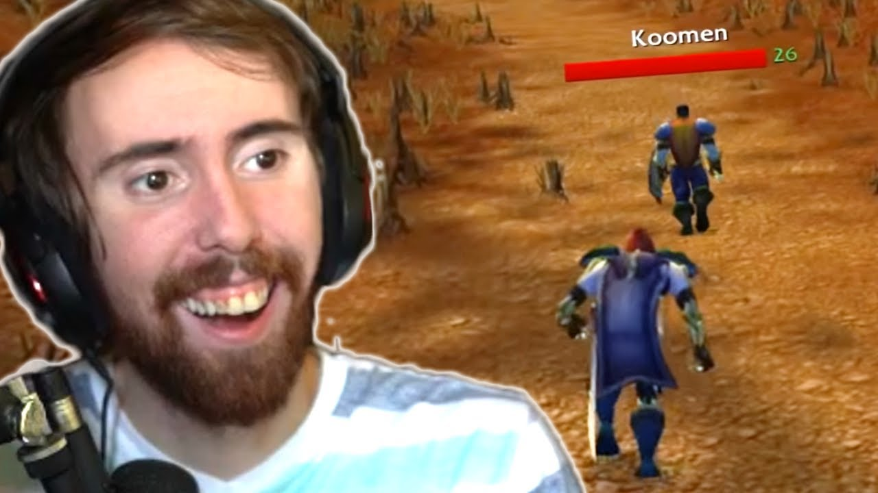 Asmongold Reacts to Tales of a Happy Camper | World of Warcraft Classic thumbnail