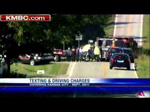 Texting While Driving >> Teen Charged In Fatal Texting-While-Driving Crash - YouTube