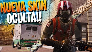 NUEVA SKIN STARTER PACK!!! | FORTNITE BATTLE ROYALE | Rubinho vlc