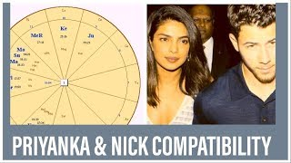 Priyanka Chopra & Nick Jonas COMPATIBILITY with Astrology and Cards