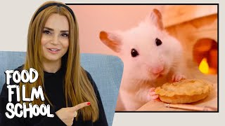 Rosanna Pansino Reviews the Internet's Most Popular Food Videos | Food Film School | Bon Appétit