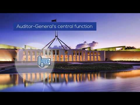 The Auditor-General's annual audit work program