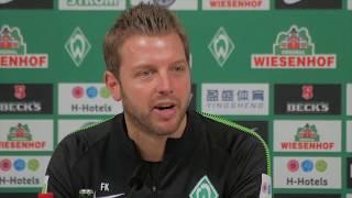 Best of Florian Kohfeldt | Ein Jahr Bundesliga-Trainer