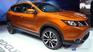 2017 Nissan Rogue Sport - Exterior and Interior Walkaround - 2017 Detroit Auto Show