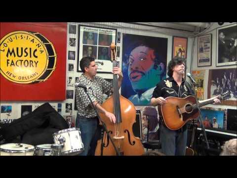 Tommy Malone @ Louisiana Music Factory 2013